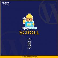 Popup Builder Scroll