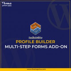 Profile Builder – Multi-Step Forms Add-on