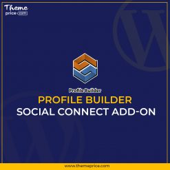 Profile Builder – Social Connect Add-on