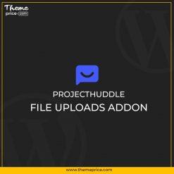 ProjectHuddle – File Uploads Addon