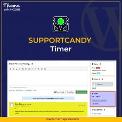 SupportCandy Timer