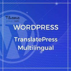 TranslatePress – Multilingual (Personal Plan)