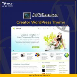 Creator WordPress Theme