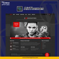 Examination WordPress Theme