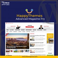 HappyThemes Advanced Magazine Pro