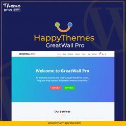 HappyThemes GreatWall Pro