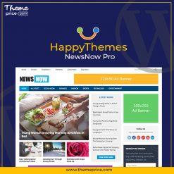 HappyThemes NewsNow Pr