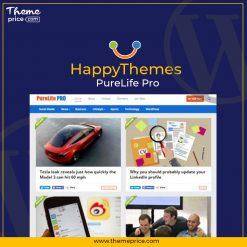 HappyThemes PureLife Pro