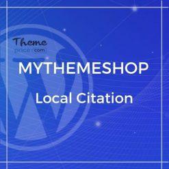 MyThemeShop Local Citation WordPress Theme