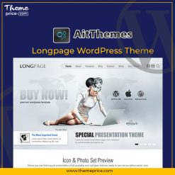 Longpage WordPress Theme