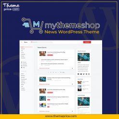 MyThemeShop News WordPress Theme
