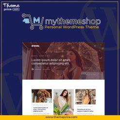MyThemeShop Personal WordPress Theme