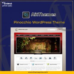 Pinocchio WordPress Theme