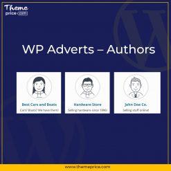 WP Adverts – Authors
