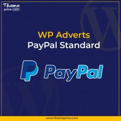 WP Adverts – PayPal Standard