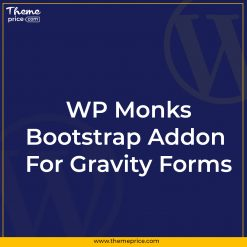 WP Monks Bootstrap Addon For Gravity Forms
