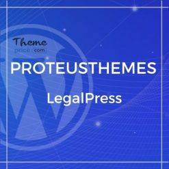 LegalPress – Lawyer and Law Firm WordPress Theme