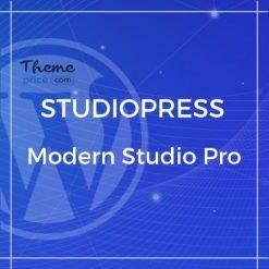 Modern Studio Pro Theme