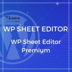 WP Sheet Editor (Premium)