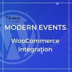 WooCommerce Integration for MEC
