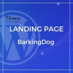 BarkingDog – Agency & Portfolio HTML Theme