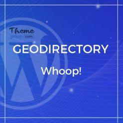 GeoDirectory Whoop!